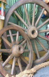Wagon Wheel Small (JR 2084) - Thumbnail 03