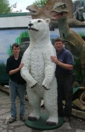 Polar Bear Life-size (JR 2501)