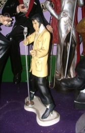 Elvis style Singer with Microphone 3ft (JR 1592) - Thumbnail 03
