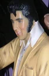 Elvis style Singer with Microphone 3ft (JR 1592) - Thumbnail 02