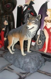 Wolf Life-size (JR 2526)