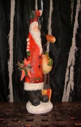 "Christmas Santa with Star & Reindeer 15"" (JR PP8061)"