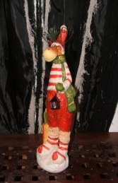 "Christmas Reindeer with Lantern & Present 16"" (JR PP8009)"