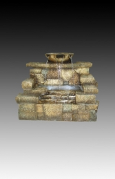 DW72043 Medium Poly resin Water Feature