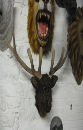 Elk Head Furry (JR 2230)