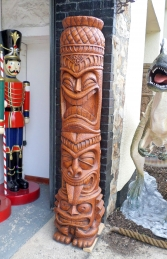 Grand Island Tiki Totem (JR 150346) - Thumbnail 03