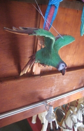 Parrot Flying - Green (JR R-035G) - Thumbnail 03