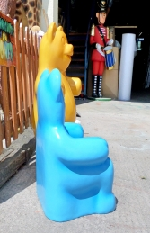 Gummy Bear Chair ( JR S-053) - Thumbnail 03