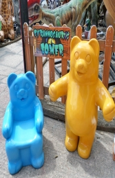 Gummy Bear Chair ( JR S-053) - Thumbnail 02