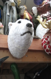 Polar Bear Head (JR 2241)