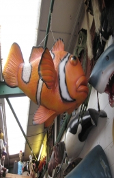 Giant Clown Fish Hanging (JR 100089)	 - Thumbnail 01