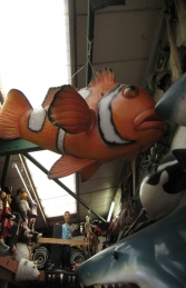 Giant Clown Fish Hanging (JR 100089)	 - Thumbnail 03