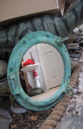 "Porthole Mirror 20"" (JR 090065)"
