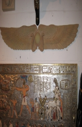 Egyptian Wing Wall Decor (JR ACP1301) - Thumbnail 01