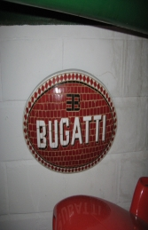 Bugatti Badge Mosaic (JR 2608)