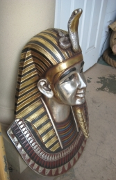 Egyptian Head Wall Decor (Male) (JR 5051)	 - Thumbnail 03