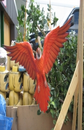 Parrot Flying - Red (JR JY)	 - Thumbnail 01
