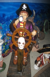 Pirate Boy 4ft (JR 2469)