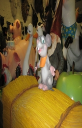 Mouse with Knife (JR C-079) - Thumbnail 03