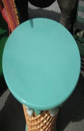 Ice Cream Table - Mint Green (JR 130019G) - Thumbnail 02