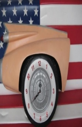 Cadillac Car Clock (JR 2104)