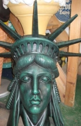 Statue of Liberty Head (JR ST6150)