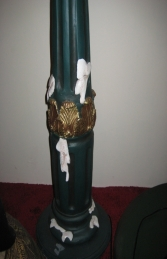 Lamp post with Snow 5.1ft (JR 872) - Thumbnail 03