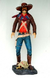 Cowboy Mexican Bandit 6ft (JR 1578)