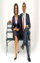 Mr &#38; Mrs Obama (JR- MMOB)