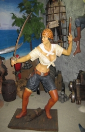 Pirate Girl 5.5ft (JR 2356)