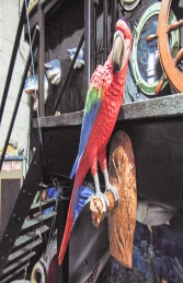 Parrot - Red/Blue (JR 170015RB)