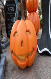 Pumpkin- Smiley Face (JR C-168) - Thumbnail 01