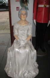 Royal Queen Figure (JR 2634)