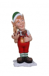 Bushy Elf 4ft (JR S-007)