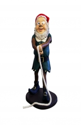 BABBO ELF WITH ROPE AND BASE - JR S-009