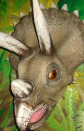 Triceratops Head (JR 2308) - Thumbnail 01