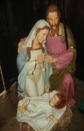 Holy Family model Life size (JR 2417)