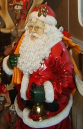 Father Christmas/Santa Claus Figure 4ft (JR 865) - Thumbnail 01