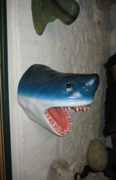 Shark Head Small Wall Mounted (JR ST6505)    - Thumbnail 01