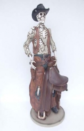 Skeleton Cowboy 6ft (JR 2266)