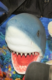 Shark Head -Great White (JR R-032) - Thumbnail 02