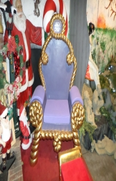 Santa Chair - Purple (JR PB04)