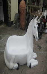 Unicorn Bench (JR 140001) - Thumbnail 01