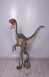 Velociraptor - Green (JR 110015G)