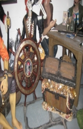 Pirates Treasure Chest ajar (JR R-079) - Thumbnail 02