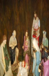 Full Nativity Set 6ft (JR NAT6) - Thumbnail 02