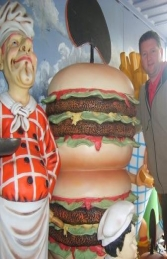 Hamburger 6ft (JR 1381)