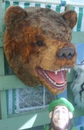 Bear Head Furry (JR 2110)
