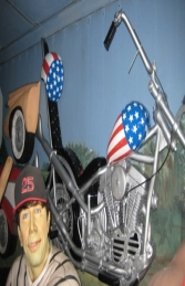 Chopper Wall Decor 7ft (JR DF6400) - Thumbnail 01