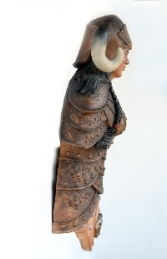 Viking Female Figurehead (JR 2449) - Thumbnail 03